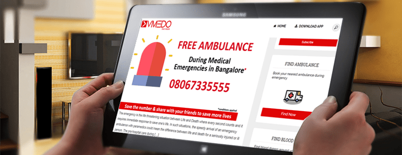 Free Emergency Ambulance in Bangalore