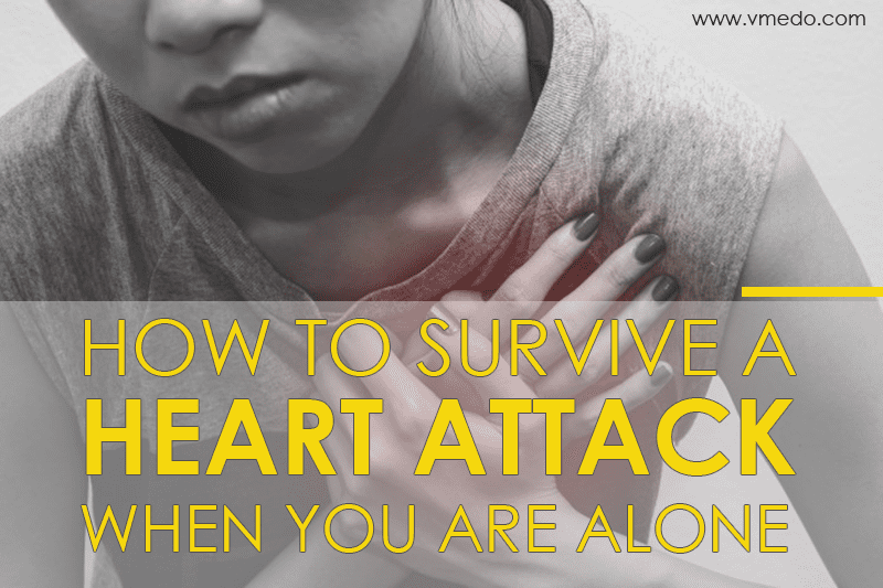 How To Survive a heart Attack when you are alone