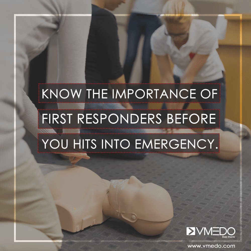 Importance Of Emergency First Responders