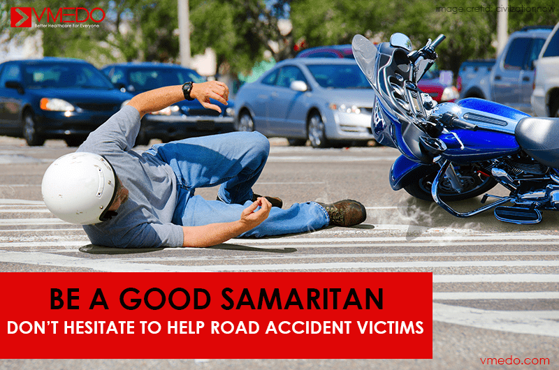 Be A Good Samaritan New Law In India