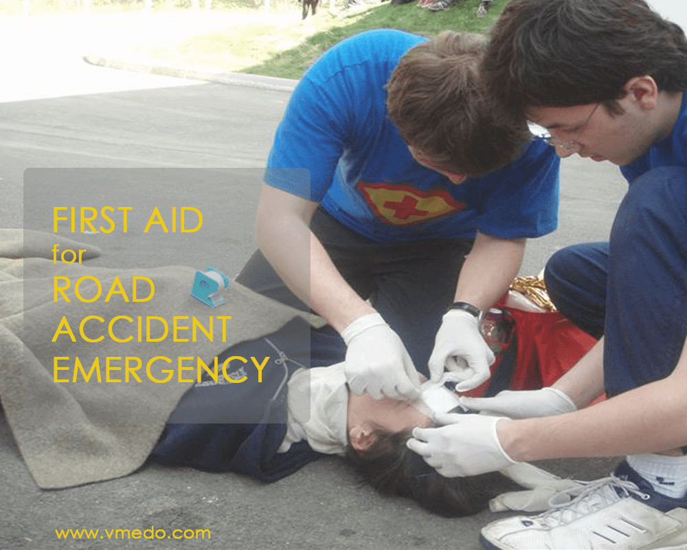 First aid For Road Accidents - VMEDO