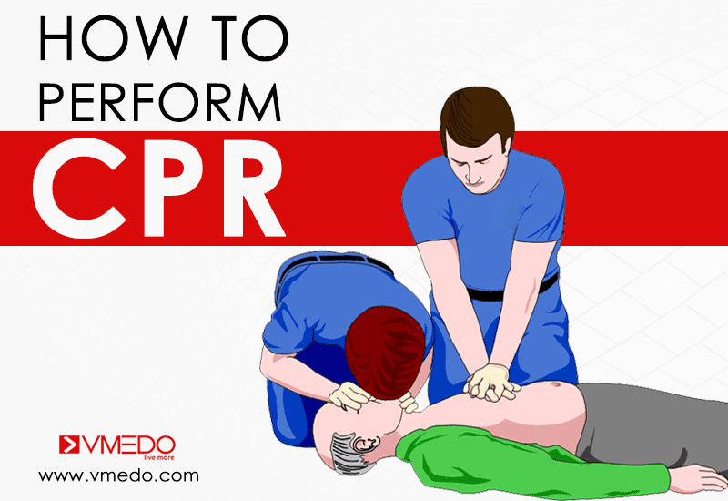 How To Perform CPR on Adults & Kids - VMEDO
