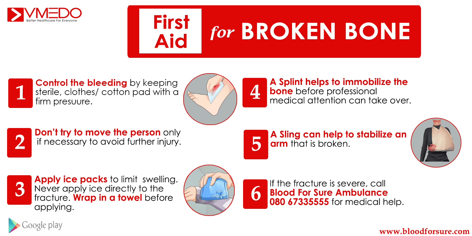 first-aid-for-fracture