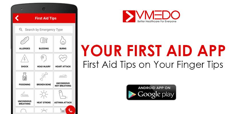 Firs aid app