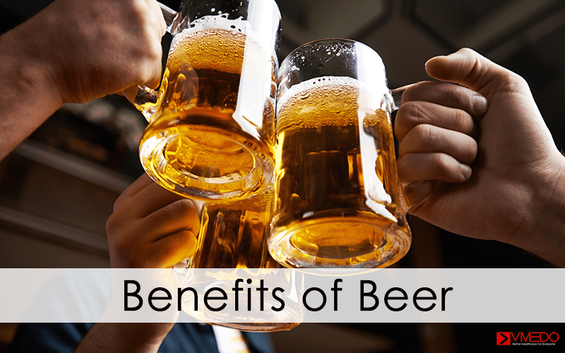 Healthy Benefits of Beer