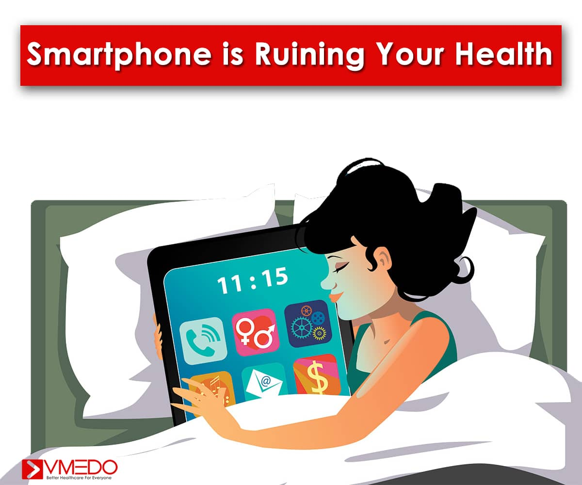 smartphone health effects