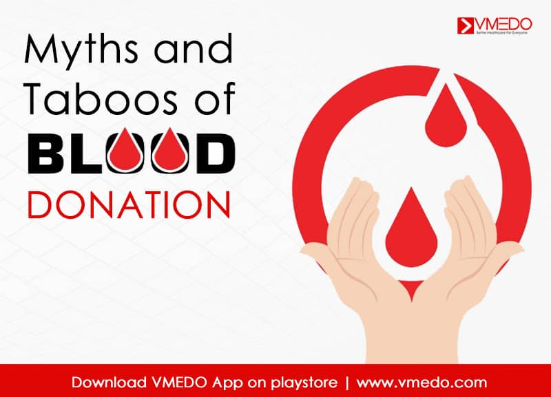 myths and taboos of blood donation