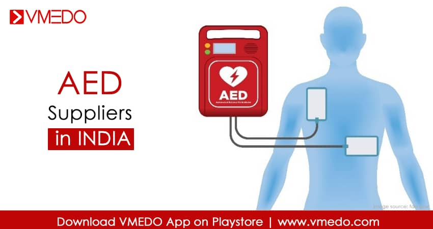 AED suppliers in India