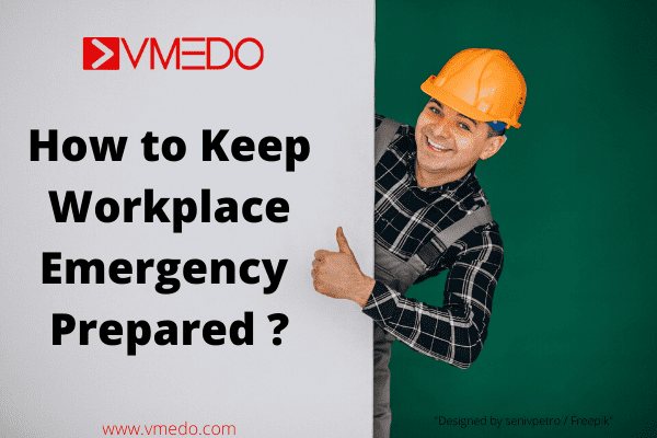Medical emergency preparedness at workplace
