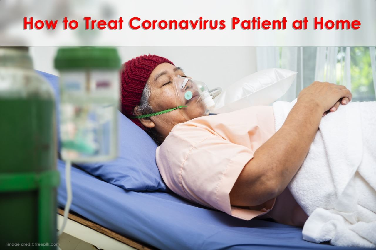 treat corona virus at home
