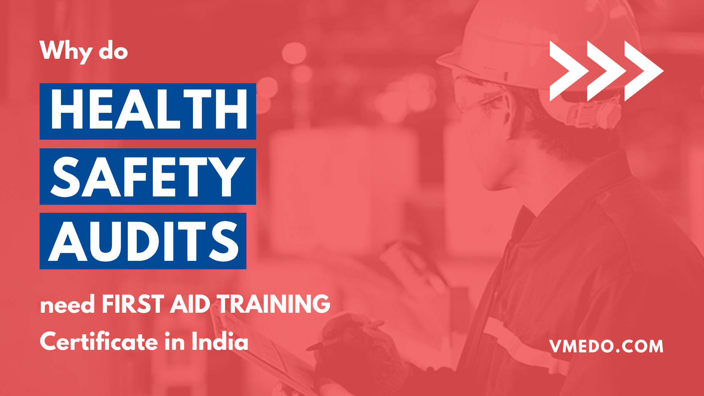 first aid training for health and safety audit