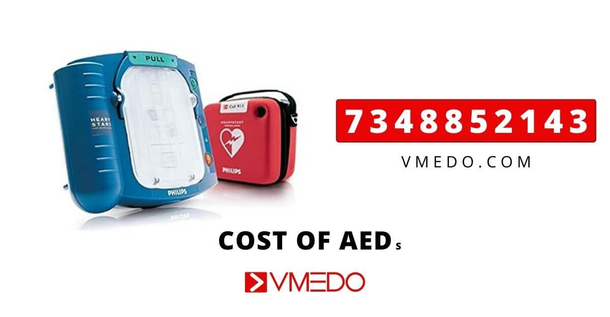 Cost of AEDs