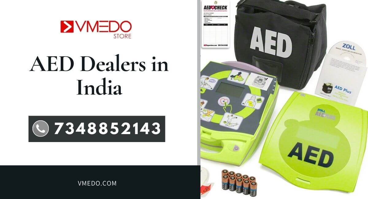 AED Dealers in India