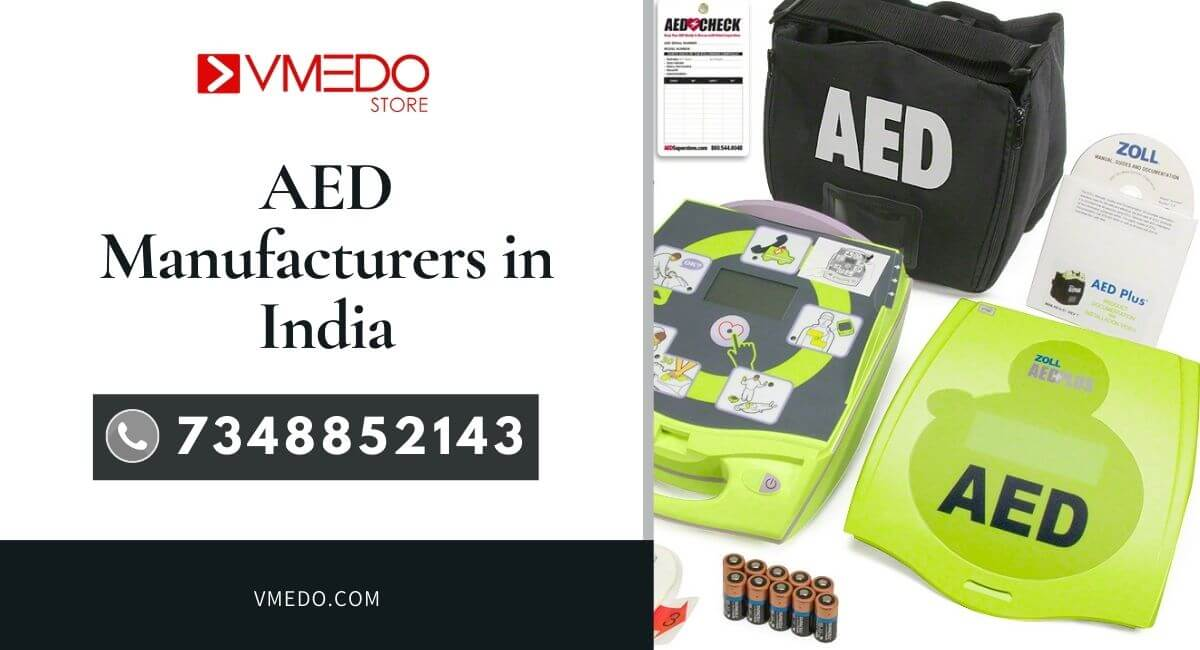 aed manufacturers in India