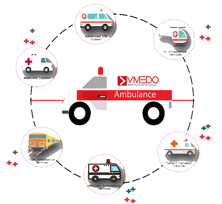 VMEDO Provides All Types of Vehicles