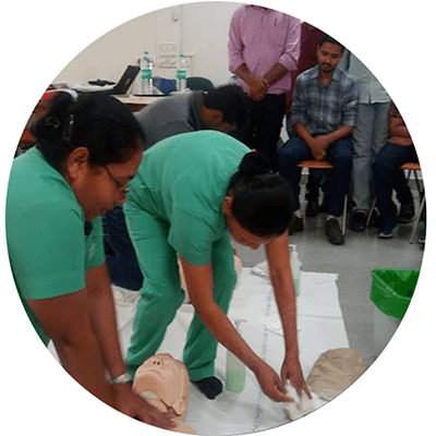 Mallige First Aid Training